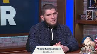 Реакция Хабиба Нурмагомедова, на отмену боя с Тони Фергюсоном