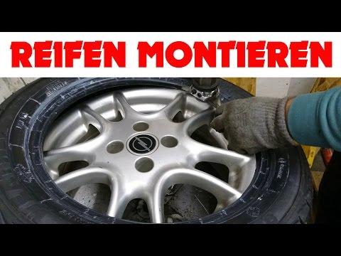 Reifen Montieren und Wuchten | Räder richtig auswuchten [Tutorial] HD