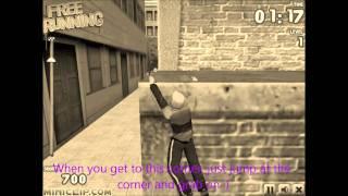 Miniclips Free Running Game - Glitch/Secret Place #2