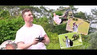 Eachine E520S E520 GPS FOLLOW ME 4K HD Wide Angle Camera Foldable Altitude Hold Durable RC Drone