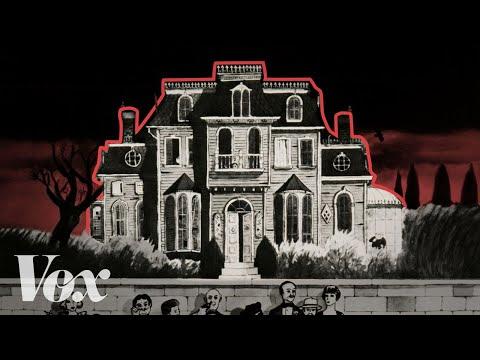 Jak se stal viktoriánský dům ikonou hrůzy