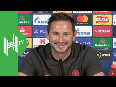 Frank Lampard: I've had so many special European nights with Chelsea