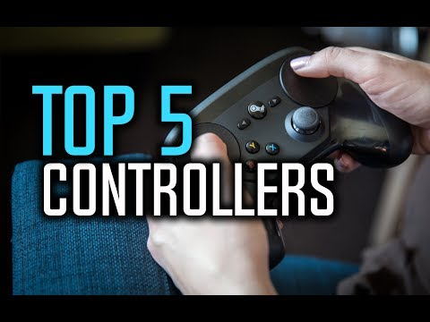Best PC Gaming Controllers in 2018 – Which Is The best Gaming Controller For PC?