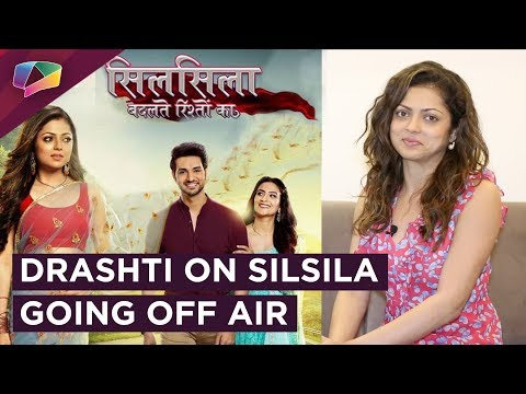 Drashti Dhami Reacts To Silsila Going Off Air