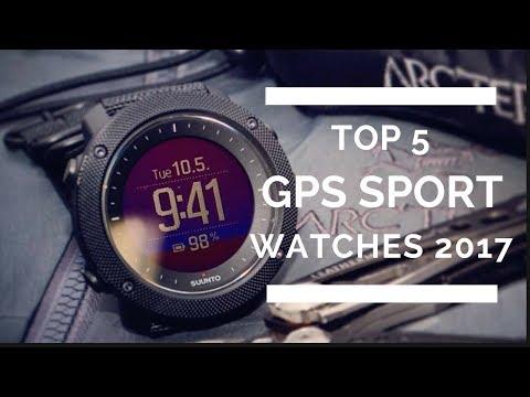 Best GPS Sport Watches 2017 – Top 5 List!