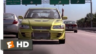 2 Fast 2 Furious 2003 - Audition Race Scene 3/9  Movieclips