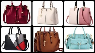 2020 Trends Affordable Soft Leather Totes Bags With Handle To Enhance Your Personality