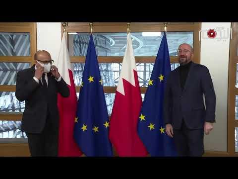 تقرير متلفز الاتحاد الأوروبي يوجه صفعة جديدة للنظام لخليفي