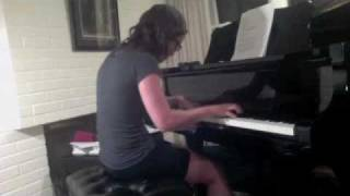 Dresden Dolls Piano Cover - Dirty Business