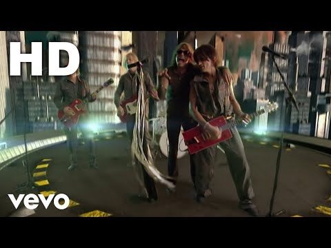 Aerosmith - Fly Away From Here (Official Music Video)