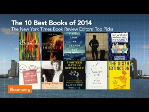 NYT Book Review's Ten Best Books of 2014