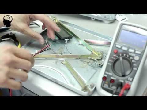 058 Zero-Repair - Systemverständnis - Reparatur einer Personenwaage: Fail...