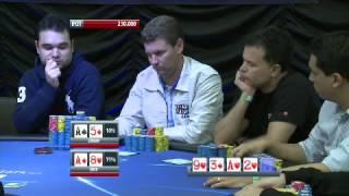 BSOP Foz Do Iguaçu - Campeonato Brasileiro De Poker - Abril De 2013 - Parte 4/6