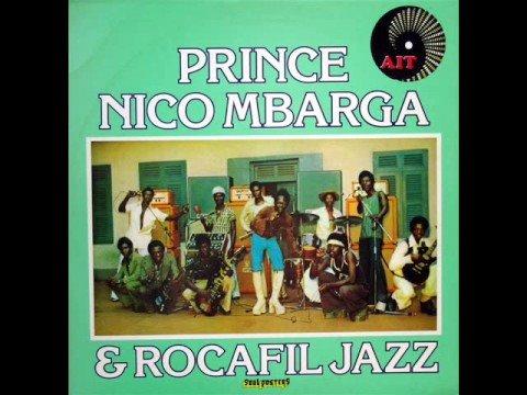 Prince nico mbarga - Wayo Inlaw (AUDIO)