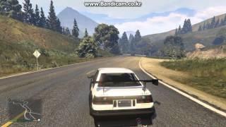 GTA5 드리프트 연습영상