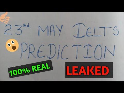 11 May 2019 Real Ielts Exam Prediction | Prediction by