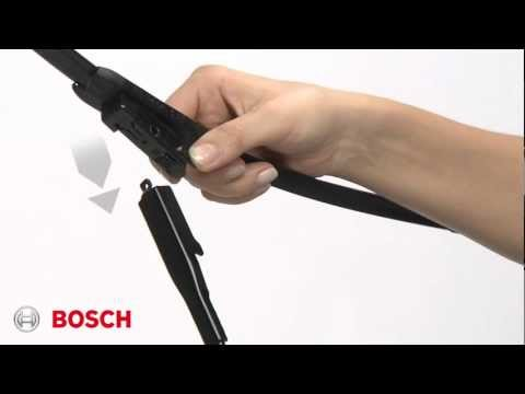 Bosch Wiper Blades - Toplock Installation Video II-015-1
