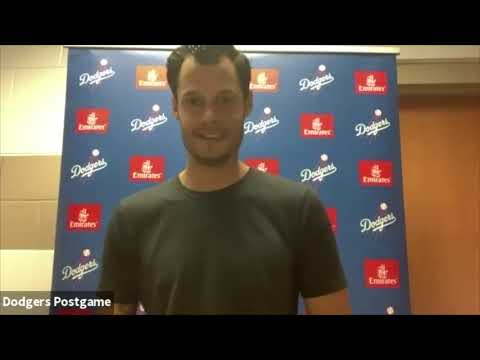 Dodgers postgame: Joe Kelly talks incident with Carlos Correa, benches clearing during Astros game