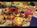 Expositions Playmobil début 2018 St George  d'Espéranche-Chasse sur Rhône