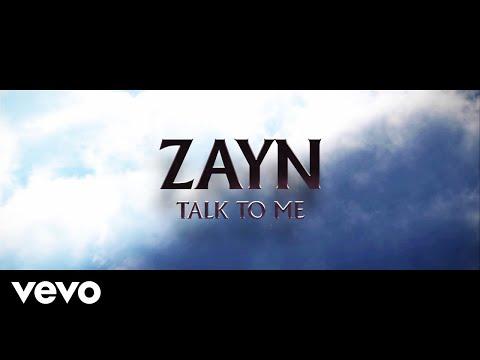 Talk To Me - Zayn