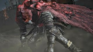Dark Souls 3 Ringed City: Slave Knight Gael Boss Fight [4K 60FPS]