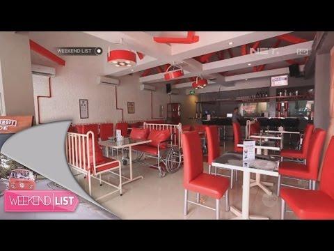 Video Weekend List - Hospitalis Resto, Gandaria Jakarta