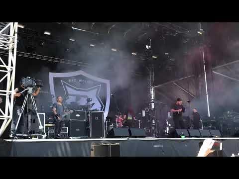 Bad Wolves - Zombie - Live - Fort Rock Festival 2018