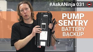 Can You Use a Pump Sentry Battery Backup With Your Existing Sump Pump?