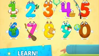 Lets Play • Learn To Write Numbers! Counting Games For Kids • For Children, Video, Games For Kids