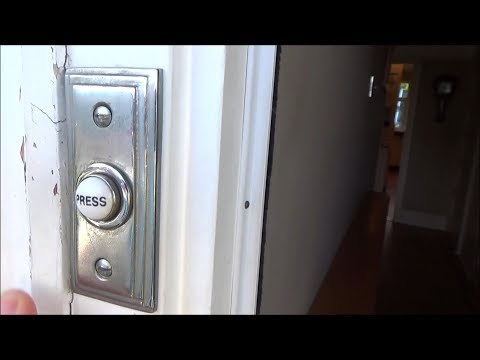 Trying to FIX a Faulty Wonky Doorbell