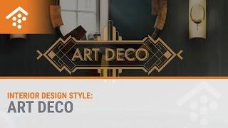 Interior Design Styles: Art Deco
