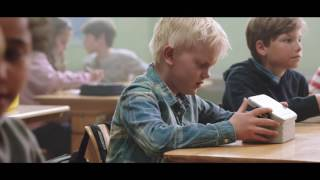 Thought-provoking ad for Norwegian Foster homes