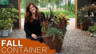 Fall Container Inspiration (Full Version) // Garden Answer