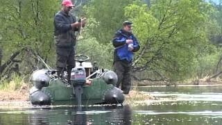 Туры рыбалка на байкале