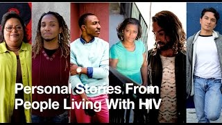 Personal Stories from People Living with HIV