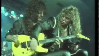 Europe - Rock The Night (Live In America 1987)
