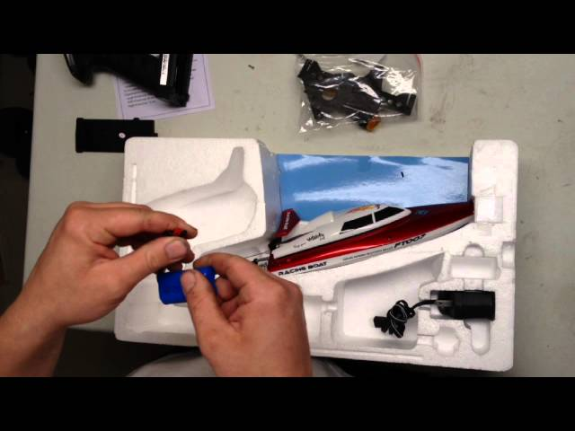 Getting Into RC Boating Cheap and Fast w/ FT007 Boat Review/Unboxing