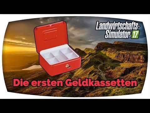 LS17 - Die ersten Geldkassetten 👑 Nordfriesische Marsch 4 Fach #63 👑 Deutsch German 👑 Freasy