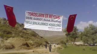 preview picture of video 'Dere Kasabası Sarıot Dikilitaş yayla şenlikleri 2006'
