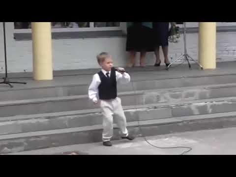Такого не ожидали от него#мальчик отжигает на линейке