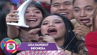 Aulia Menjadi Sahabat Duta Terfavorit Pilihan Sosial Media | LIDA Konser Sosmed