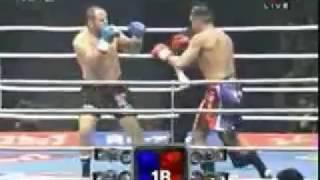 ЛУЧШИЕ БОИ:бокс против тайского бокса -8