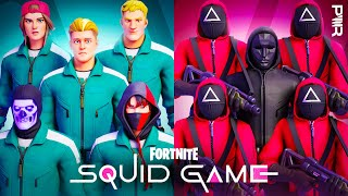 FORTNITE SQUID GAME!