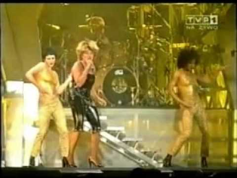 Tina Turner - Absolutely Nothing's Changed (Live in Sopot)
