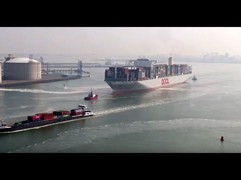 Verdieping Nieuwe Waterweg Port of Rotterdam