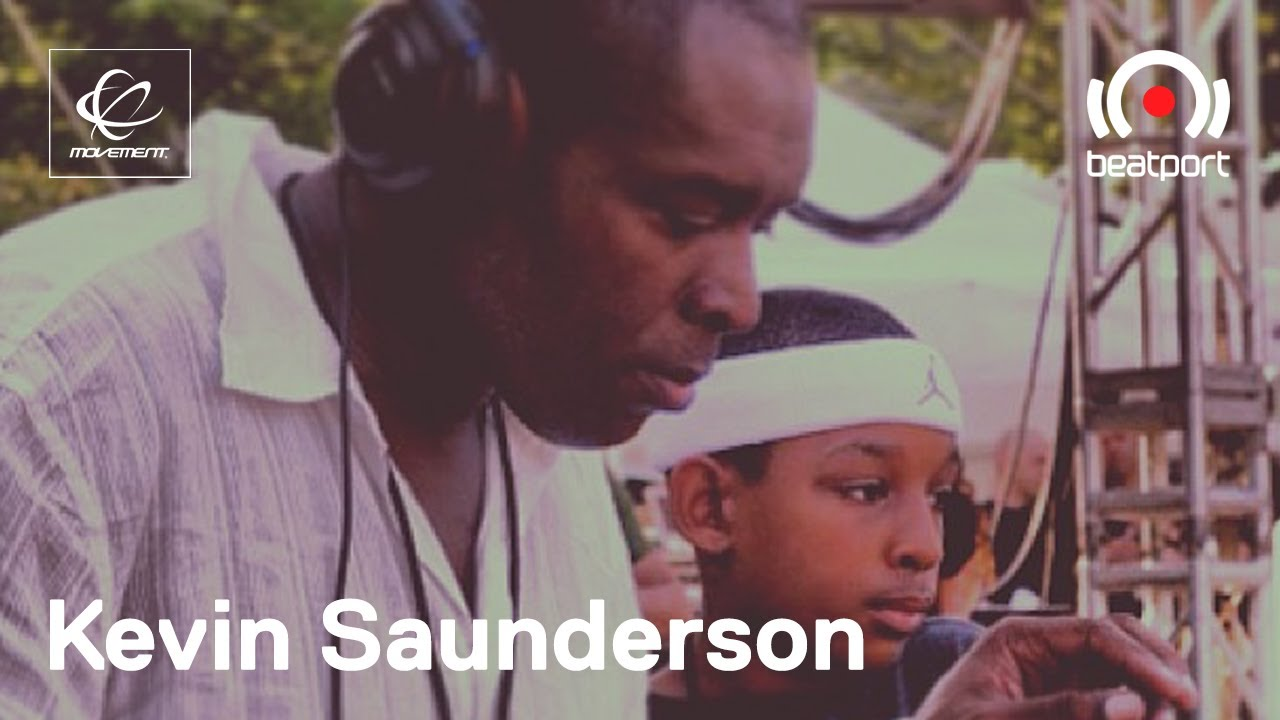 Kevin Saunderson - Live @ Movement presents: Live from Detroit 2020