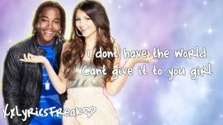 Victoria Justice Ft. Leon Thomas    -song 2 You