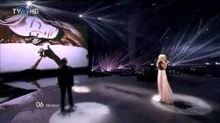 Eurovision song contest 2011 HD Ukraine- Angel Semi-Final 2