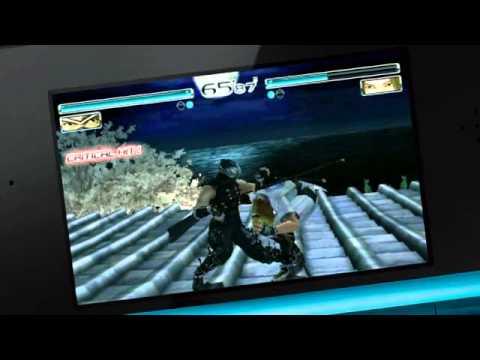 Dead Or Alive Dimensions' 3DS Trailer