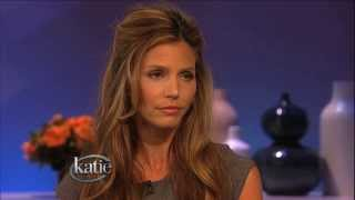 Charisma on Katie Couric - sur son agression plus jeune